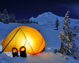 Test your knowledge of winter camping with this quiz